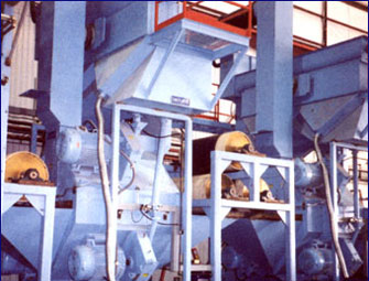 Continuous Steel Strip Machine