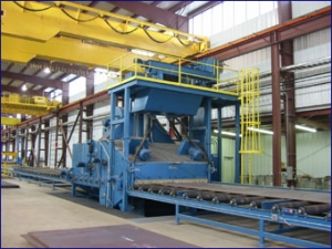 (4) Wheel Plate Machine