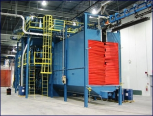 Overhead Conveyor Machine