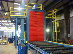 Roller Conveyor Machine